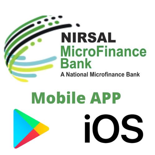 NIRSAL Microfinance Bank (NMFB) app