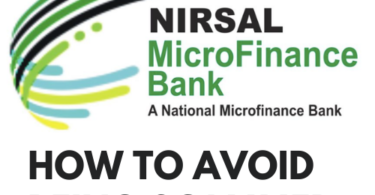 Nirsal MFB HOW TO AVOID BEING SCAMMED