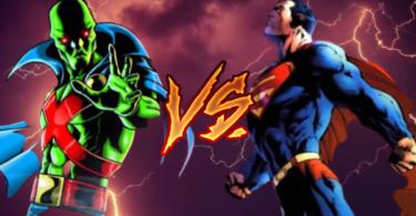 MANHUNT VS SUPERMAN